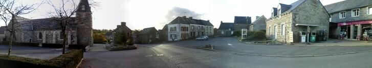 Mairie Lanfains
